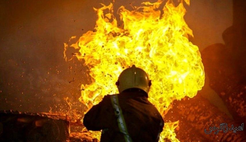3 مصدوم حاصل انفجار کپسول گاز در روستای گنجه ای یاسوج