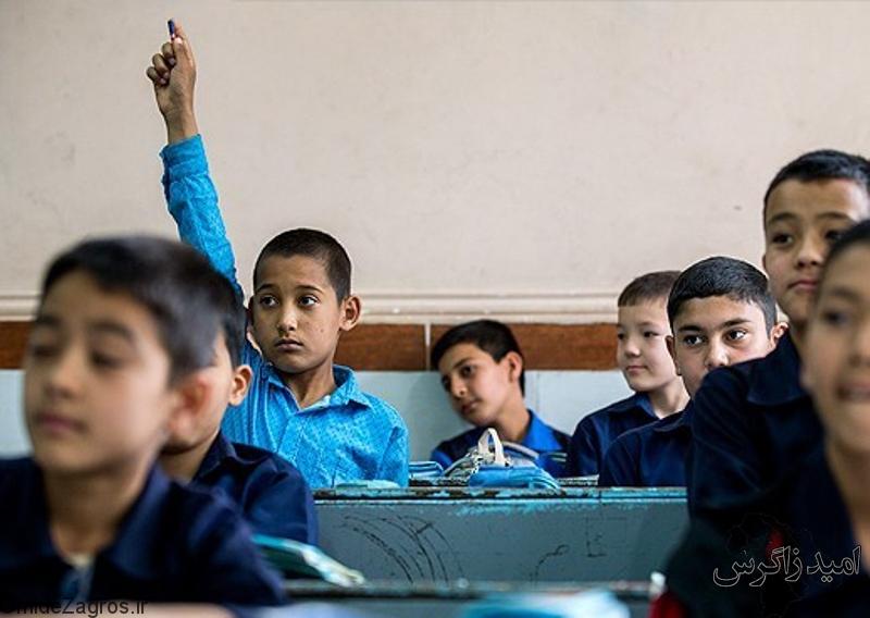 مدرسه ای که در چاروسا هنوز معلم ندارد / 14 دانش آموزان در آستانه ترک تحصیل