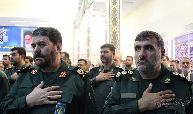 فرمانده جدید تیپ 48 فتح کهگیلویه و بویراحمد منصوب شد
