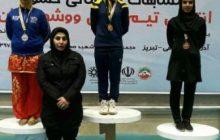 کسب یک نقره و یک برنز مسابقات قهرمانی کشور توسط بانوی کهگیلویه بویراحمدی