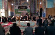 آیین گرامیداشت مرحوم مسعود نیکبخت در یاسوج برگزار شد + تصاویر