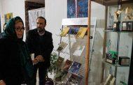 بازدید گوهرخیر اندیش از حوزه هنری کهگیلویه وبویراحمد/جای تاسف است که حوزه هنری این استان فضای ثابت و مناسبی ندارد