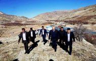 بازدید معاون رئیس جمهور از سد تنگ سرخ یاسوج / اشتباه بزرگی است (+ تصاویر)