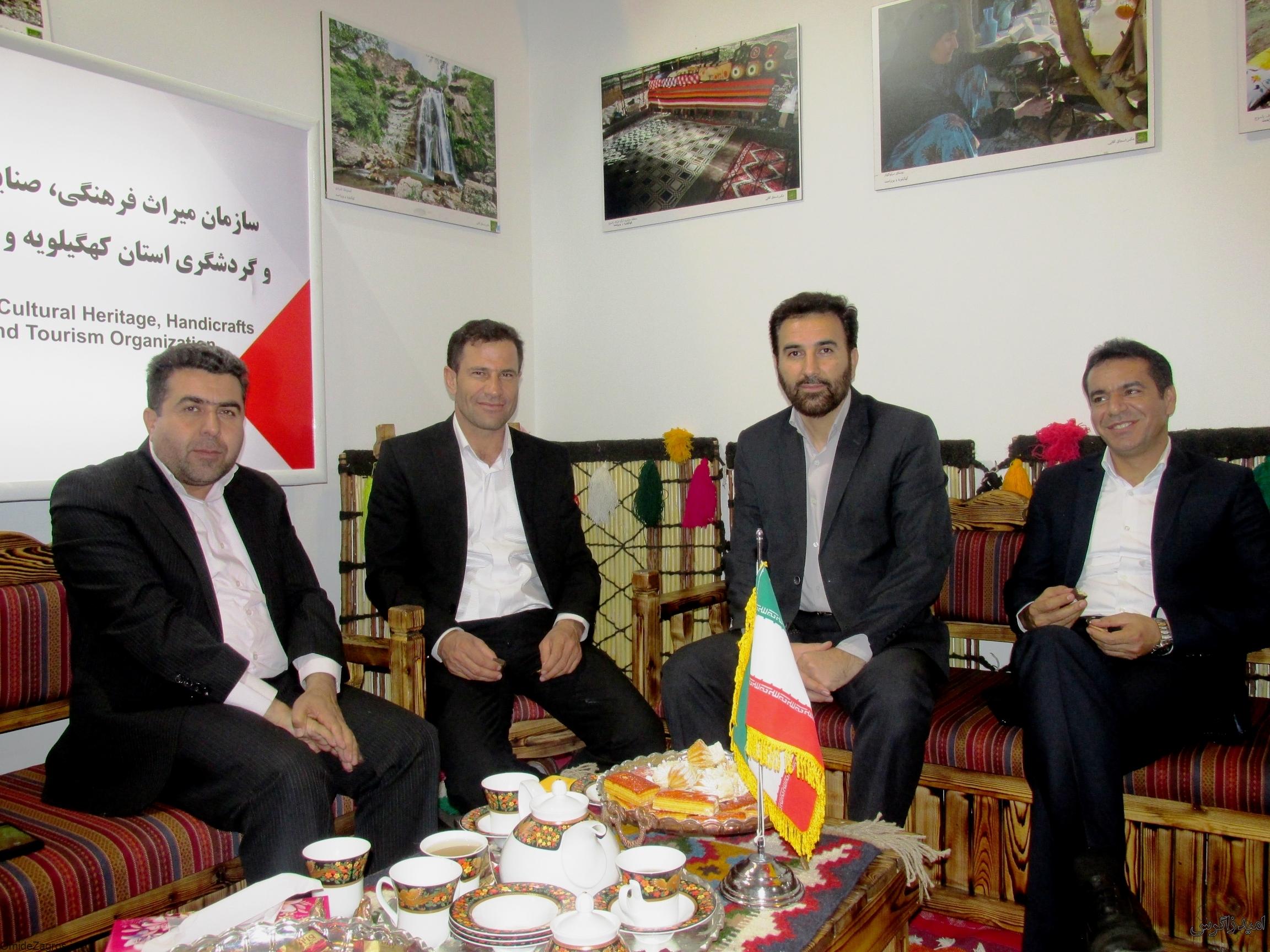 استقبال کم نظیر از «دال دنا» در شیراز / دالدنا، بهشتی در میان بلوطهای زاگرس (+تصاویر)
