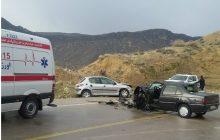 جمعه پر حادثه در کهگیلویه و بویراحمد/ یک نفرکشته و 56 نفر زخمی شدند