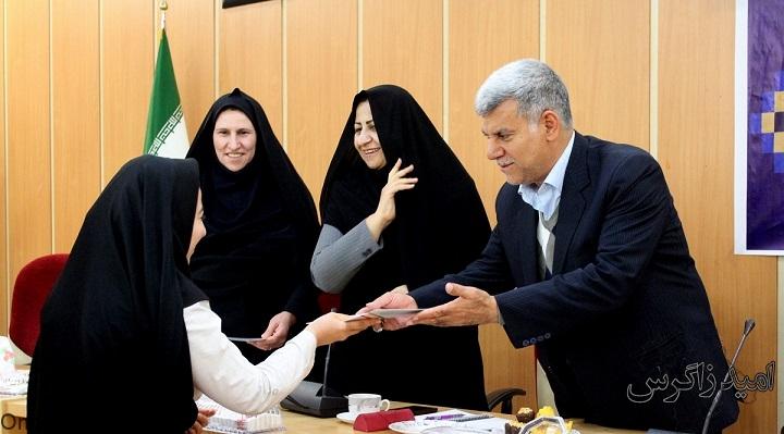 تجلیل از 150 زن استان کهگیلویه و بویراحمد (+ تصاویر)