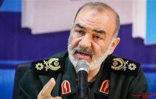 سردار سلامی در بهمئی: امروز تحریم، فشار و محاصره بر روی ملت ایران تاثیر نمی گذارد/ما راه شهیدان مان را با قدرت ادامه می دهیم