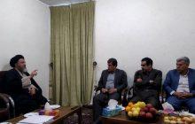 تقدیر آیت الله ملک حسینی از استاندار به دلیل مدیریت درست بحران سیل در استان + (تصاویر)