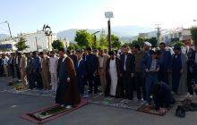 اقامه نماز عید سعید فطر در یاسوج (+ تصاویر)