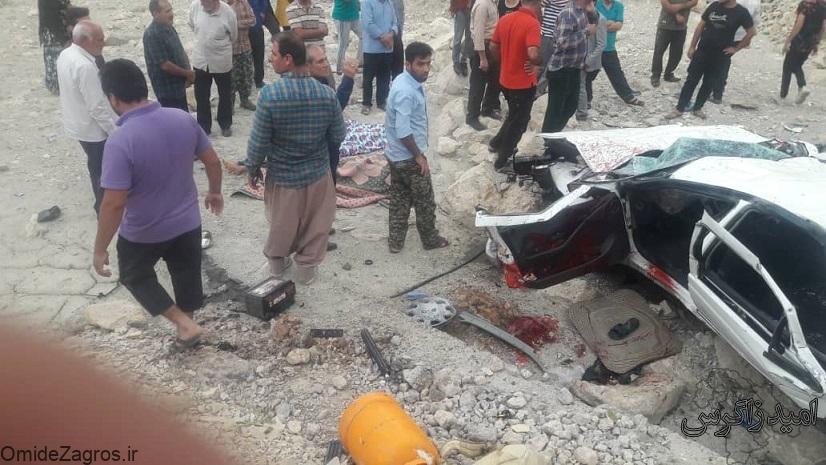 سهل انگاری مسئولان عامل مرگ 8 عضو خانواده چرامی
