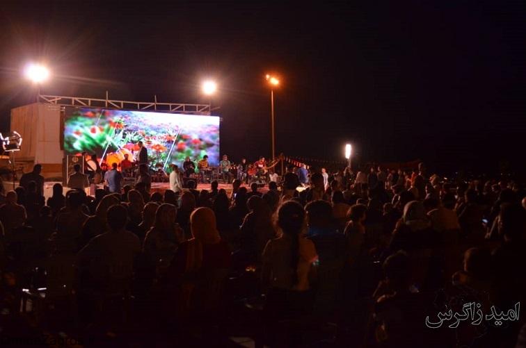 جشنواره فرهنگ عشایر و اقوام ایران زمین در یاسوج / استقبال گسترده هموطنان از برنامه های شاد (+ تصاویر)