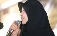 اظهارات جالب بانوی تازه مسلمان شده ژاپنی در جمع دختران آفتاب یاسوج (+ تصاویر)