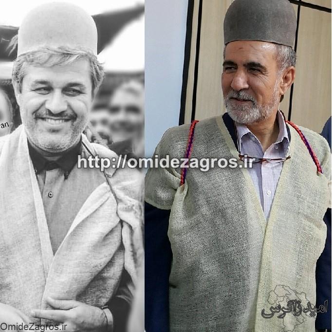 اظهارات جالب معاون وزیر پس از پوشیدن لباس محلی کهگیلویه و بویراحمد/ آقایی پاسخ تاجگردون را داد (+ عکس)