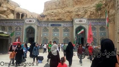 برگزاری سوگواره بصیرت عاشورایی در 80 بقعه متبرکه استان