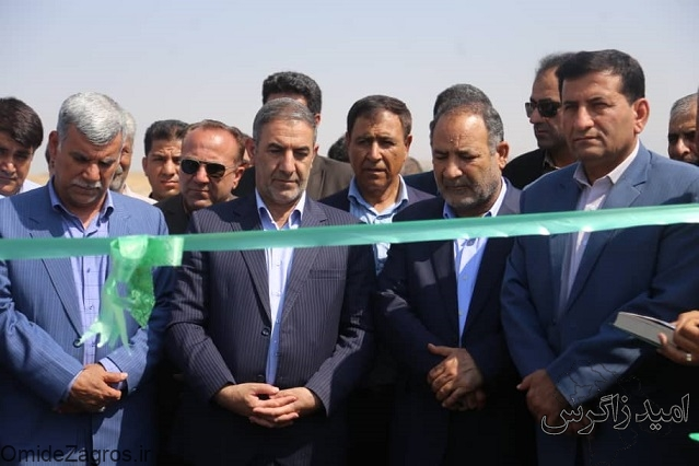 41 پروژه در شهرستان کهگیلویه افتتاح یا کلنگ زنی شد + (تصاویر)