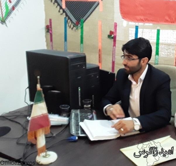 پیام تبریک مسئول بسیج دانش آموزی استان به مناسبت روز خبرنگار