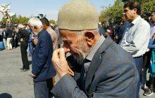حال و هوای اربعین حسینی در یاسوج «+ تصاویر»