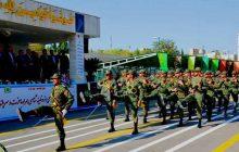 نمایش اقتدار نیروهای مسلح کهگیلویه و بویراحمد «+ تصاویر»