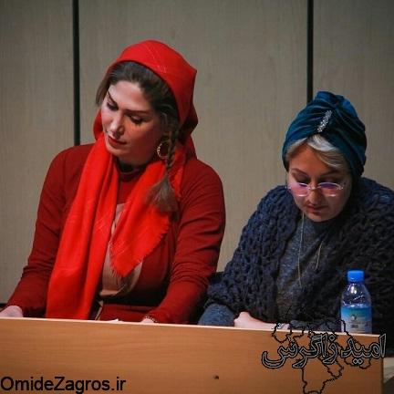 اجرای نمایش «اگر از نو شروع کنیم» در تهران «+ تصاویر»