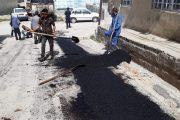 پیگیری های امید زاگرس نتیجه داد/ کنده کاری های محمود آباد آسفالت شد «+ تصاویر »