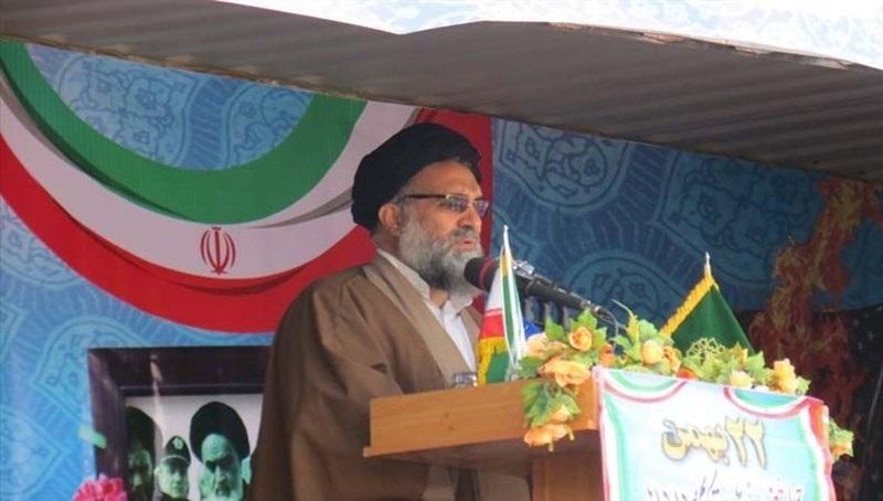 تقدیر نماینده رهبر انقلاب از حضور مردم استان در مراسم 22 بهمن