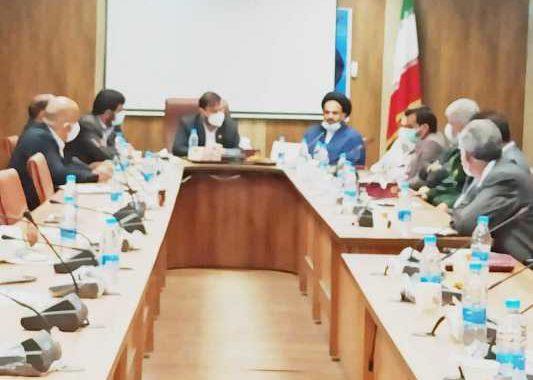 تشکیل جلسه فوق العاده در شهرستان چرام