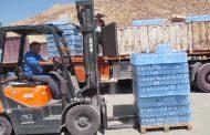 اهداء 250 هزار بطری آب معدنی به زائرین اربعین حسینی + « تصاویر»