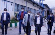 تجلیل استاندار از مقام کارگر با حضور در شرکت سینره +« تصاویر»